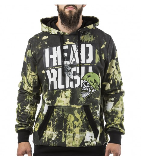 Headrush Hoody The Schultz