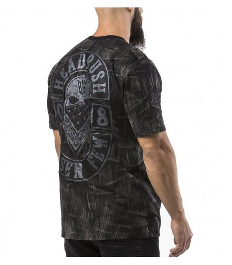 Headrush Shirt The Tocchet Acid Wash