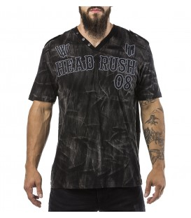 Headrush Shirt The Tocchet Acid Wash