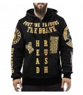 Headrush Jacke The King Black Gold