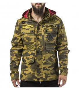 Headrush Camo Jacke The Thornton