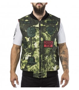 Headrush Bomber Jacke The Hunter