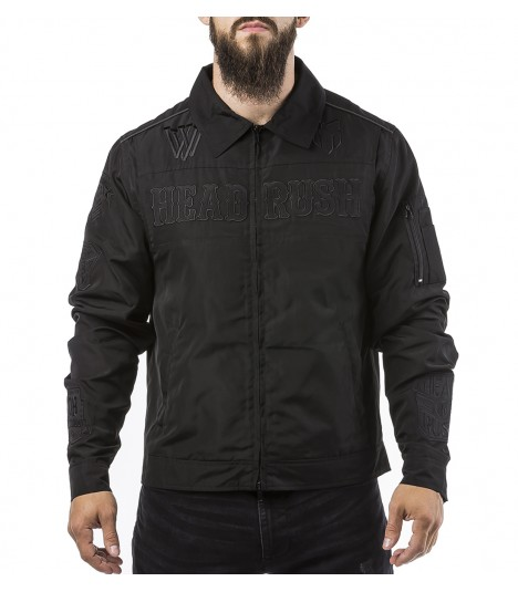Headrush Biker Jacke The Tocchet