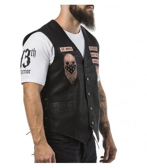 Headrush The Shore Vegan Leather Vest