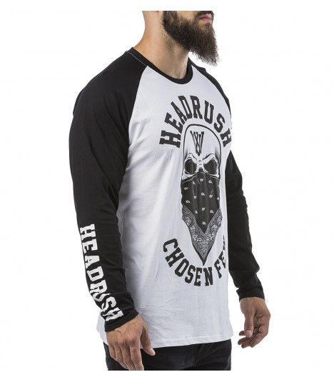 Headrush Longsleeve The Nilan