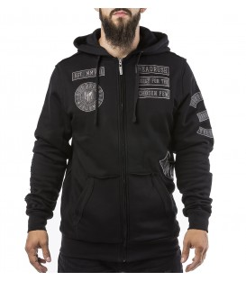 Headrush Hoody The Scat Black