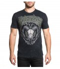 Affliction Shirt Strike Deadly
