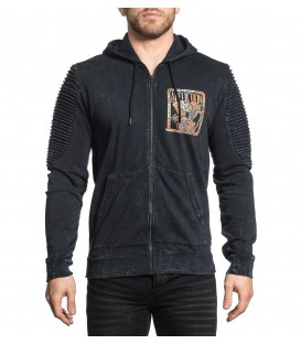 Affliction Hoody Motor Head