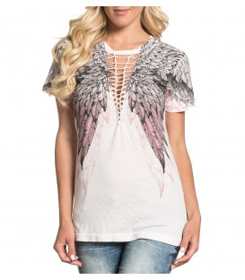 Affliction Shirt Age of Winter