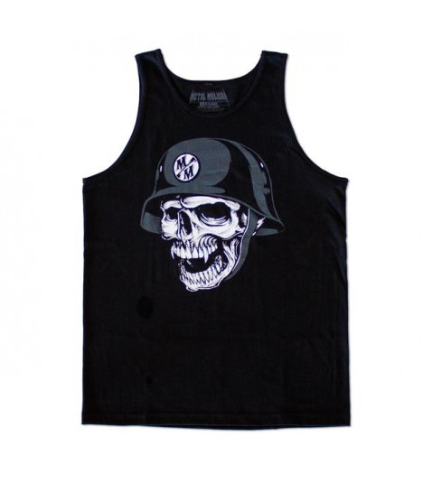 Metal Mulisha Tank INSTITUTIONLIZED