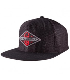 Metal Mulisha Cap Flow Mesh