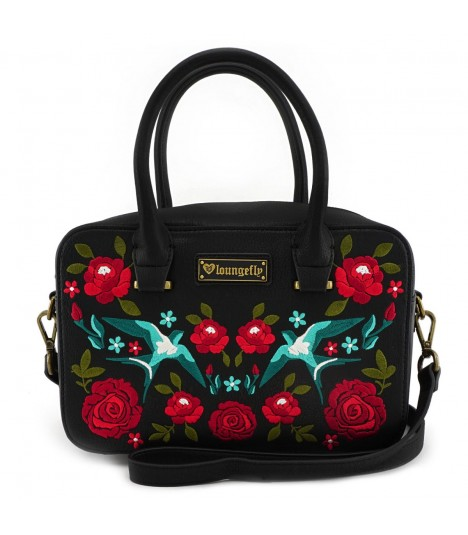 Loungefly Tasche Flowers and Birds