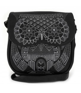 Loungefly Tasche Owl Mandala
