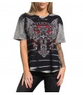 Affliction Shirt Congregation Chrome