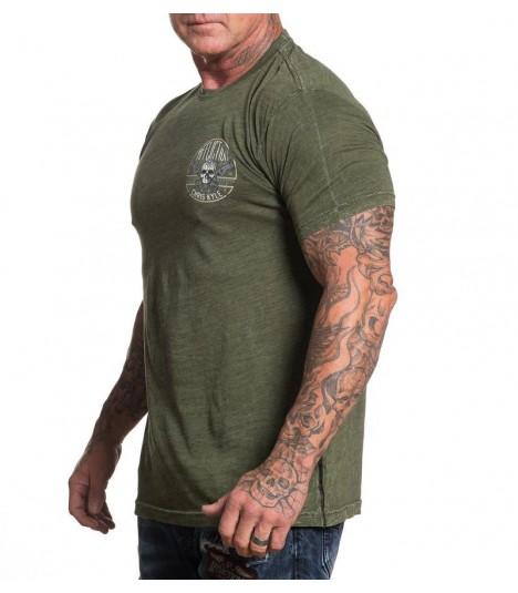 Affliction Shirt CK Warrior Spirit