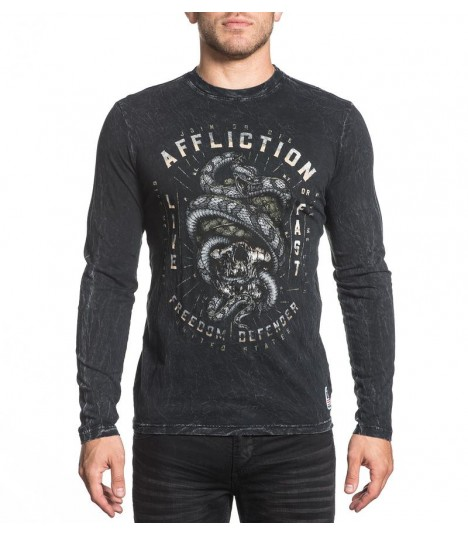 Affliciton Longsleeve Join or Die