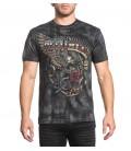 Affliction Shirt Metal Split