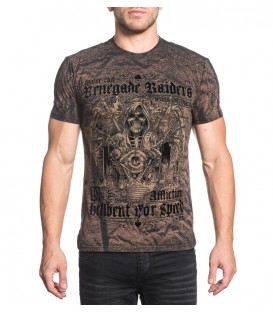 Affliction Shirt Renegade Speed