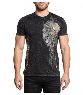 Affliction Shirt Hellspeed Tribe