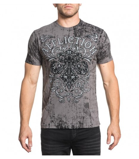 Affliction Shirt Truth And Consequence