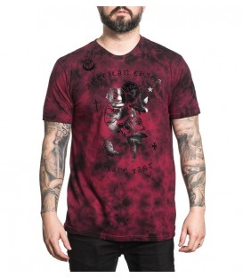 Affliction Shirt American Roses