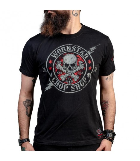 Wornstar Shirt Electric