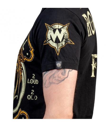 Wornstar Shirt Rock N Roll Forever