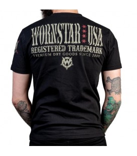 Wornstar Shirt Halo