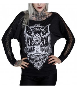 Hyraw Longsleeve Cult of Evil