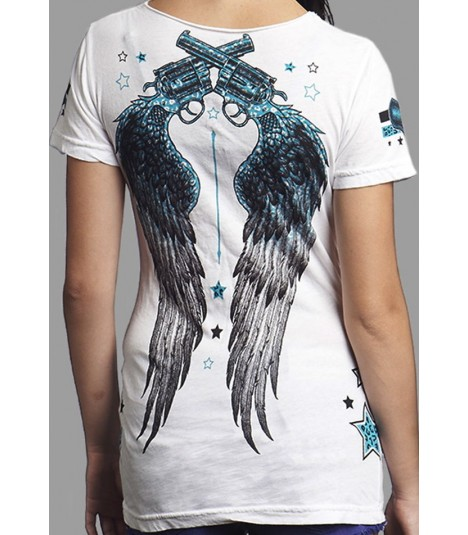 Rebel Saints Shirt Goodies