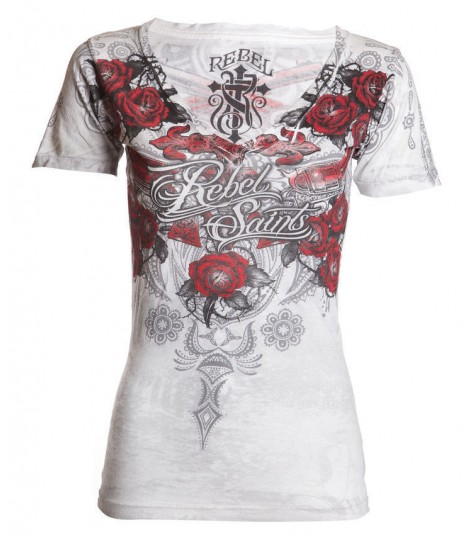 Rebel Saints Shirt Sophia