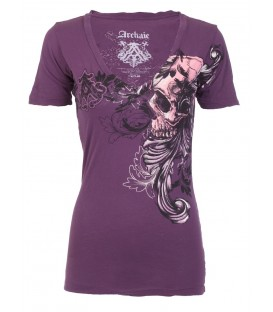 Archaic Shirt Wager Purple