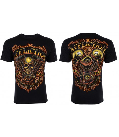 Affliction Shirt Thunder