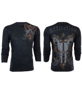 Affliction Longsleeve Dead or Alive
