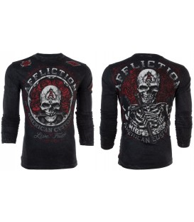 Affliciton Longsleeve Rest in Grease