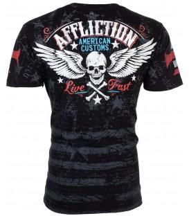 Affliction Shirt Heroic