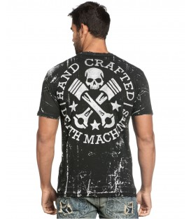 Affliction Shirt Hell Racer