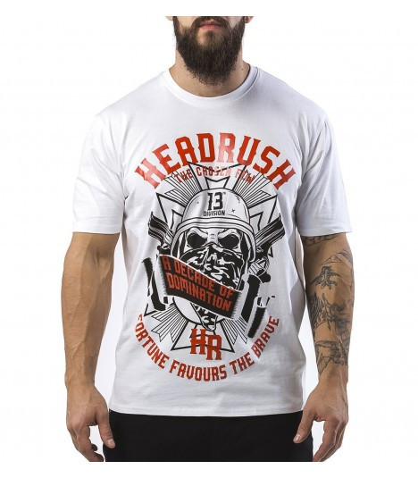 Headrush Shirt Under Siege