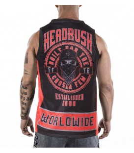 Headrush Basketball Tank I See You