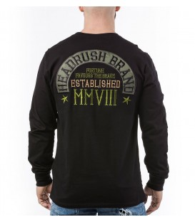 Headrush Longsleeve Double Zip Crossroads