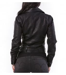 Headrush Biker Jacke The Gloriana