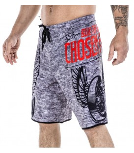 Headrush Boardshorts The Bowout Grey