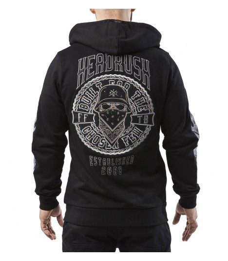 Headrush Zip Hoody