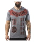 Headrush Shirt Crucifixed Grey