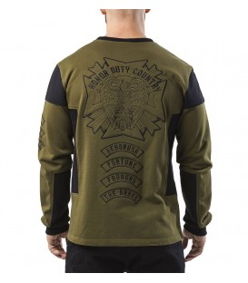 Headrush Pullover The Crystal Palace Military Green