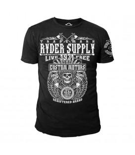 Ryder Supply Shirt Hiro Schwarz