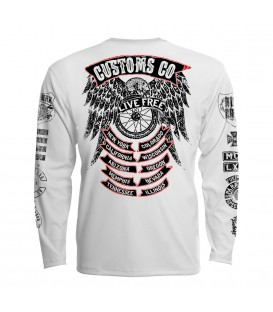 Ryder Supply Longsleeve Tin