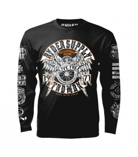 Ryder Supply Longsleeve Tin Black