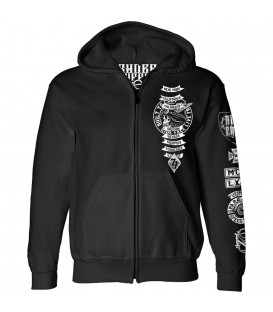 Ryder Supply Zip Hoody Aro