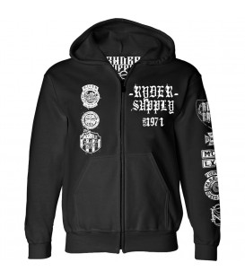 Ryder Supply Zip Hoody